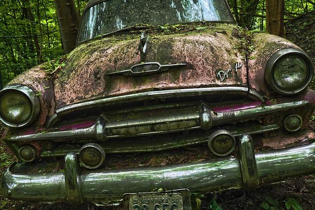 naprawy samochodów